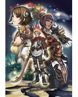 BUY NEW rogue galaxy - 115897 Premium Anime Print Poster