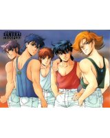 BUY NEW ronin warriors - 162581 Premium Anime Print Poster