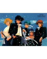 BUY NEW ronin warriors - 162586 Premium Anime Print Poster