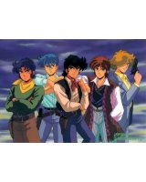 BUY NEW ronin warriors - 162589 Premium Anime Print Poster