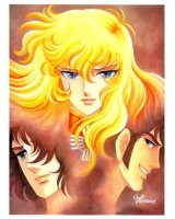 BUY NEW rose of versailles - 102733 Premium Anime Print Poster