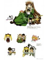 BUY NEW rozen maiden - 114197 Premium Anime Print Poster