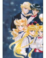 BUY NEW sailor moon - 111455 Premium Anime Print Poster