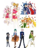 BUY NEW sailor moon - 111476 Premium Anime Print Poster