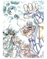 BUY NEW saint seiya - 13356 Premium Anime Print Poster