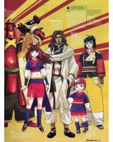 BUY NEW samurai 7 - 127222 Premium Anime Print Poster