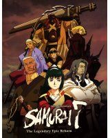 BUY NEW samurai 7 - 21630 Premium Anime Print Poster