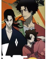 BUY NEW samurai champloo - 124334 Premium Anime Print Poster