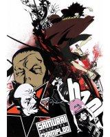 BUY NEW samurai champloo - 46268 Premium Anime Print Poster