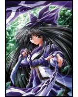 BUY NEW samurai spirits shiroki miko no densetsu - edit696 Premium Anime Print Poster