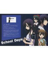BUY NEW school days - 157605 Premium Anime Print Poster