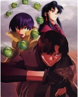 BUY NEW scryed - 119335 Premium Anime Print Poster