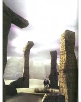 BUY NEW shadow of the colossus - 74494 Premium Anime Print Poster