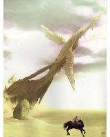 BUY NEW shadow of the colossus - 74908 Premium Anime Print Poster