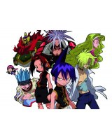 BUY NEW shaman king - 123966 Premium Anime Print Poster