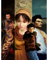 BUY NEW shenmue - 11730 Premium Anime Print Poster