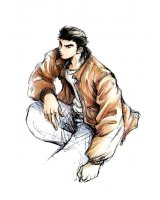 BUY NEW shenmue - 97283 Premium Anime Print Poster