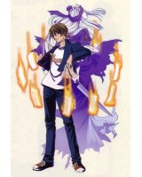 BUY NEW shikigami no shiro evolution - 147078 Premium Anime Print Poster