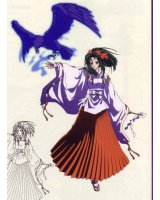 BUY NEW shikigami no shiro evolution - 148292 Premium Anime Print Poster