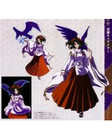 BUY NEW shikigami no shiro evolution - 148293 Premium Anime Print Poster