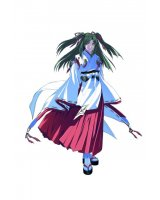 BUY NEW shikigami no shiro evolution - 181414 Premium Anime Print Poster