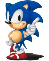 BUY NEW sonic the hedgehog - 144672 Premium Anime Print Poster