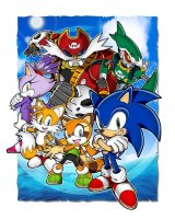 BUY NEW sonic the hedgehog - 149064 Premium Anime Print Poster