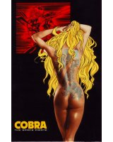 BUY NEW space adventure cobra - 182642 Premium Anime Print Poster