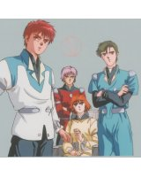 BUY NEW space runaway ideon - 189392 Premium Anime Print Poster