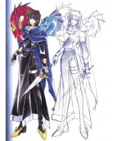 BUY NEW star ocean ex - 146308 Premium Anime Print Poster