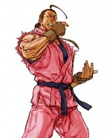BUY NEW street fighter - 102590 Premium Anime Print Poster