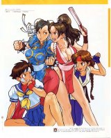 BUY NEW street fighter - 10319 Premium Anime Print Poster