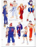 BUY NEW street fighter - 10932 Premium Anime Print Poster