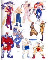 BUY NEW street fighter - 10933 Premium Anime Print Poster
