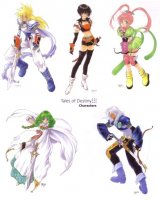 BUY NEW tales of destiny - 106099 Premium Anime Print Poster