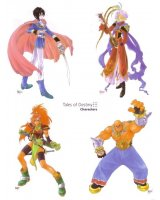 BUY NEW tales of destiny - 106103 Premium Anime Print Poster
