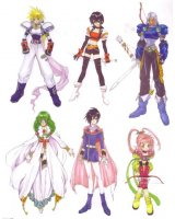 BUY NEW tales of destiny - 106655 Premium Anime Print Poster