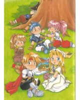 BUY NEW tales of phantasia - 166108 Premium Anime Print Poster