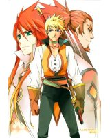 BUY NEW tales of the abyss - 151720 Premium Anime Print Poster