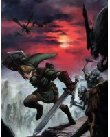 BUY NEW the legend of zelda - 115422 Premium Anime Print Poster