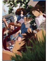 BUY NEW the melancholy of haruhi suzumiya - 101549 Premium Anime Print Poster