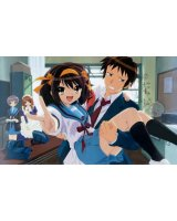 BUY NEW the melancholy of haruhi suzumiya - 103087 Premium Anime Print Poster