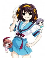 BUY NEW the melancholy of haruhi suzumiya - 103161 Premium Anime Print Poster