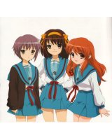 BUY NEW the melancholy of haruhi suzumiya - 106870 Premium Anime Print Poster