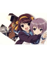 BUY NEW the melancholy of haruhi suzumiya - 108359 Premium Anime Print Poster