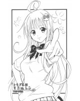 BUY NEW to love ru - 119248 Premium Anime Print Poster