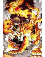 BUY NEW tsubasa reservoir chronicle - 117290 Premium Anime Print Poster