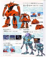 BUY NEW turn a gundam - 140669 Premium Anime Print Poster