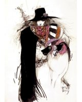 BUY NEW vampire hunter d - 108729 Premium Anime Print Poster