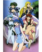 BUY NEW vandread - 129962 Premium Anime Print Poster
